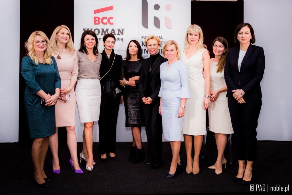 """SpotkanieinauguracyjneBCC Woman """"Kobiety inspirują"""""""